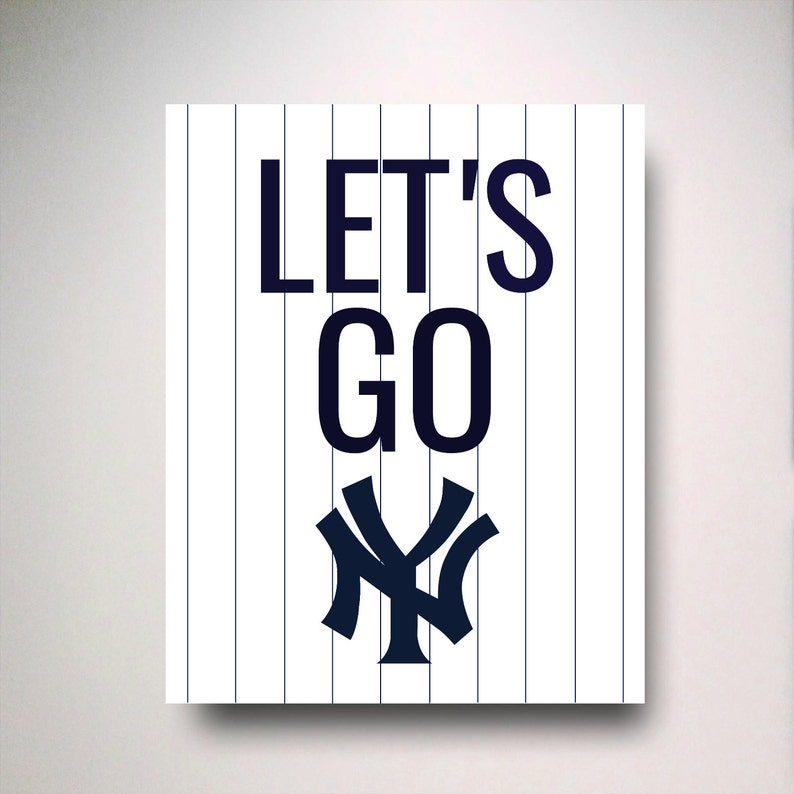 image about New York Yankees Printable Schedule named Refreshing York Yankees Printable, Fresh new York Yankees Artwork, Yankees Print, Yankees Poster, Yankees Baseball Reward, Present for Youngster, For Mancave