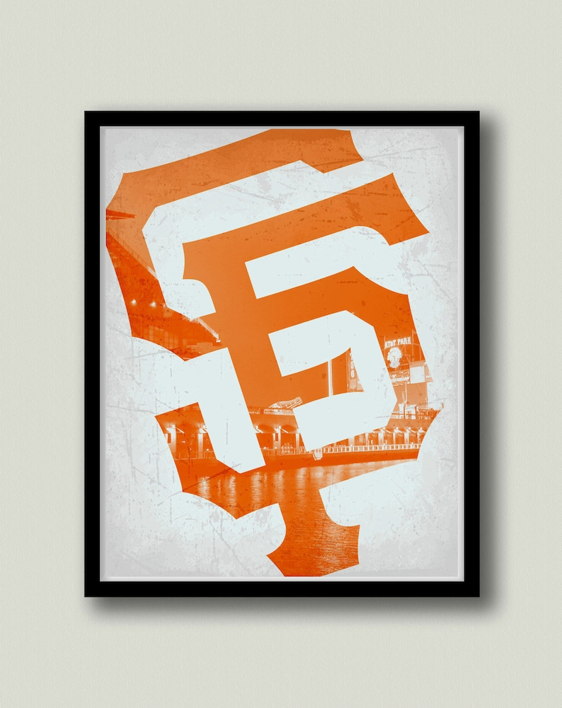 image about Printable Giants Schedule known as San Francisco Giants Printable Artwork, Quick Obtain