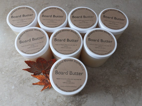Board Butter Wood Conditioner