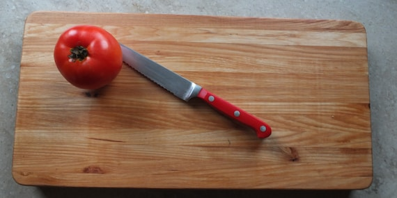 Hickory Cutting Board, Chopping Board. Beautiful  Wedding Gift, Gift for Cook, Christmas Gift, Kitchen Gift, Chef Gift.