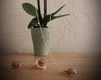The set floral