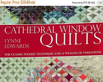 On Sale Cathedral Window Quilts by Lynn Edwards