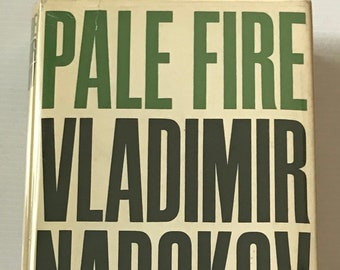 First Edition Pale Fire Vladimir Nabokov