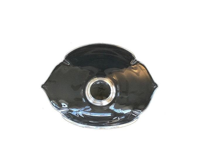 Vintage Steuben Quatrefoil Calyx Bowl