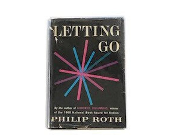 First Printing Letting Go by Philip Roth
