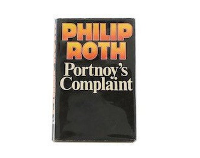 First Bristish Edition Portnoy's Complaint by Philip Roth