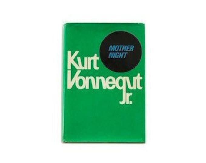 Mother Night by Kurt Vonnegut Jr