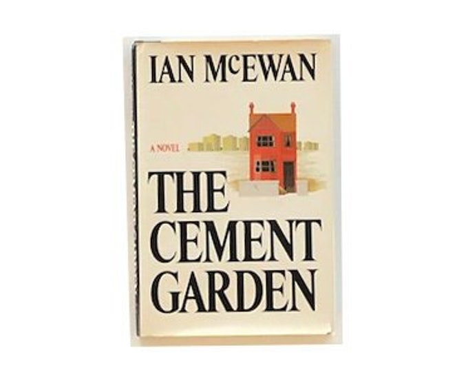First Edition The Cement Garden by Ian McEwan