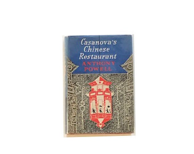 Casanovas Chinese Restaurant by Anthony Powell