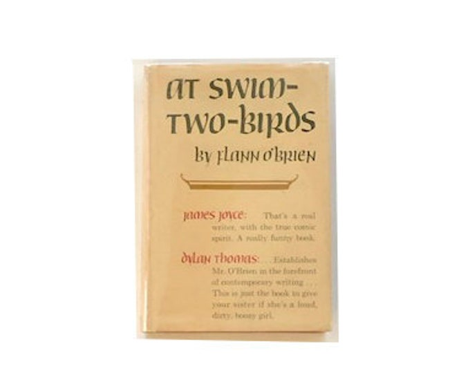 At Swim Two Birds by Flann OBrien