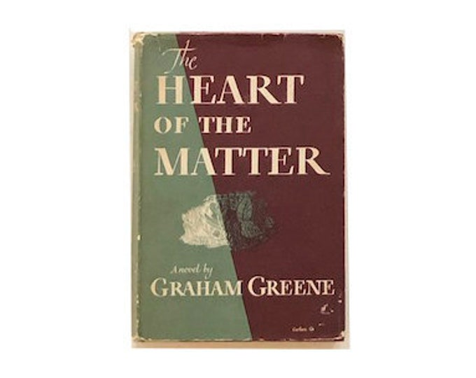 First Edition The Heart Of The Matter by Graham Greene