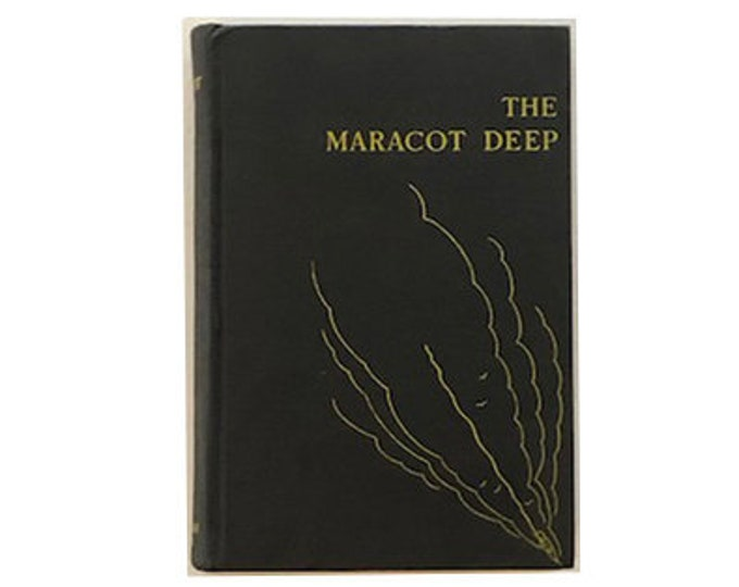 First Edition The Maracot Deep by Arthur Conan Doyle