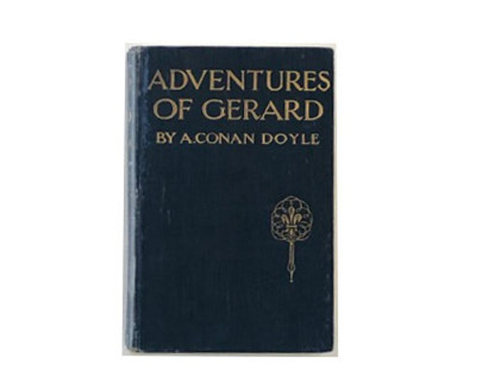 First Edition Adventures of Gerard by A Conan Doyle