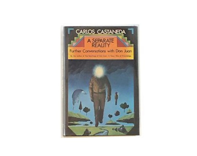 First Printing A Separate Reality by Carlos Castaneda