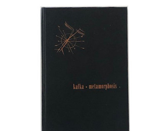 First Edition Metamorphosis by Franz Kafka