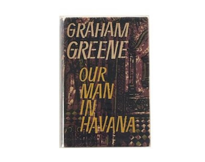 First Edition Our Man In Havana by Graham Greene