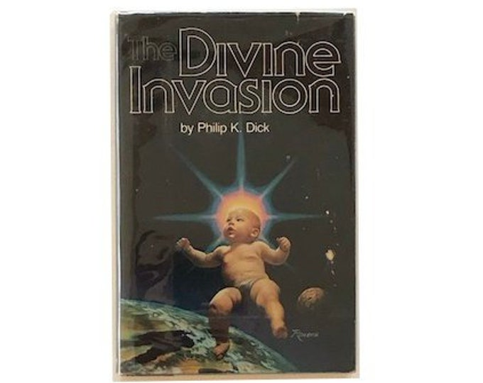 First Edition Divine Invasion by Philip K Dick