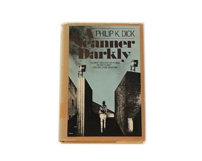 First Edition A Scanner Darkly by Philip K Dick
