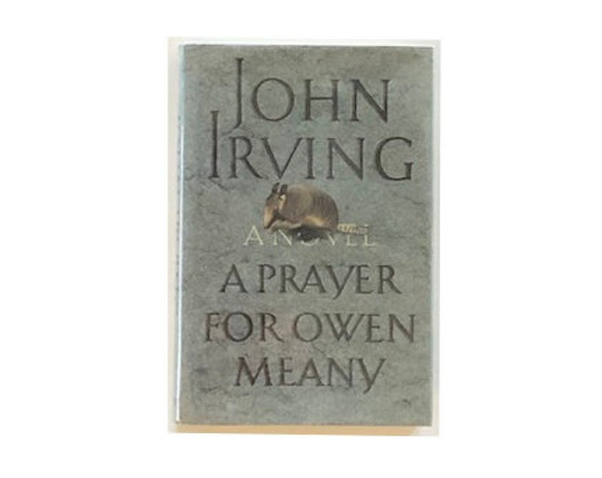First Edition A Prayer For Owen Meany by John Irving