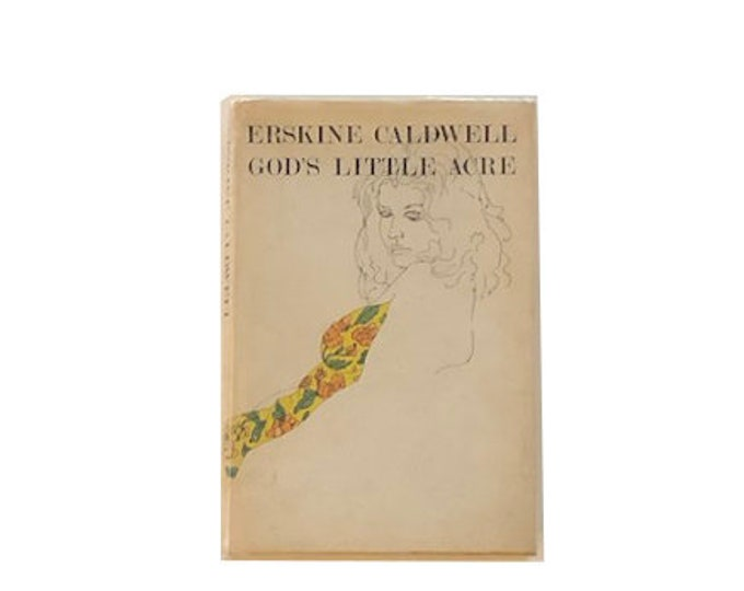 First Edition Gods Little Acre by Erskine Caldwell