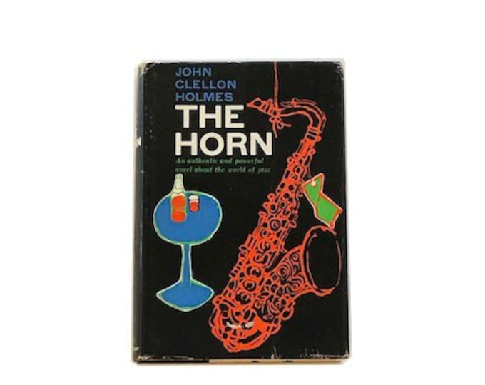 First Printing The Horn by John Clellon Holmes