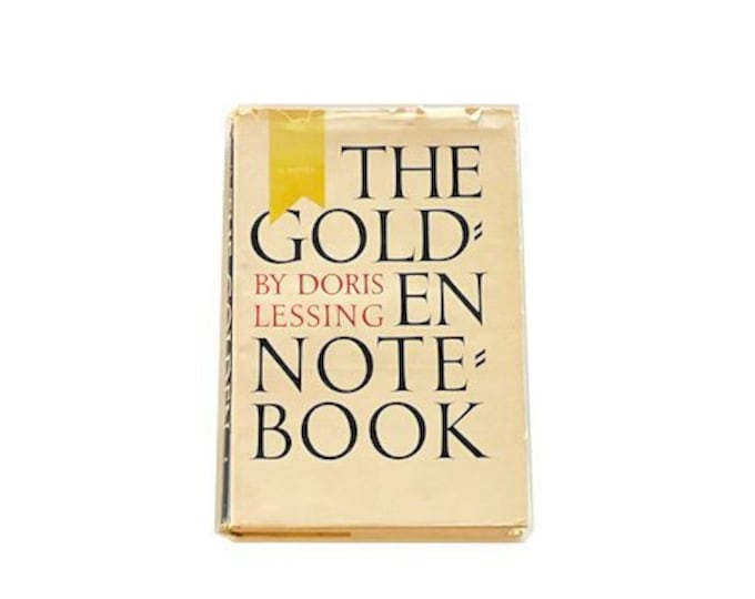 First Printing The Golden Notebook by Doris Lessing