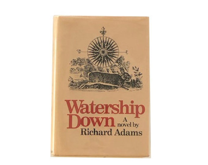 First Edition Watership Down by Richard Adams