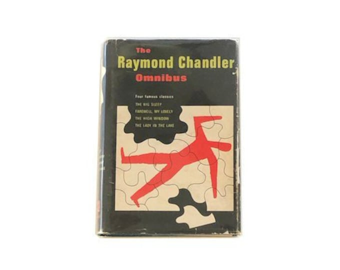 First Edition The Raymond Chandler Omnibus