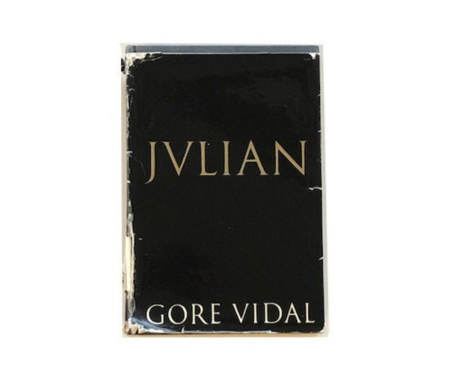 Signed First Edition Julian by Gore Vidal