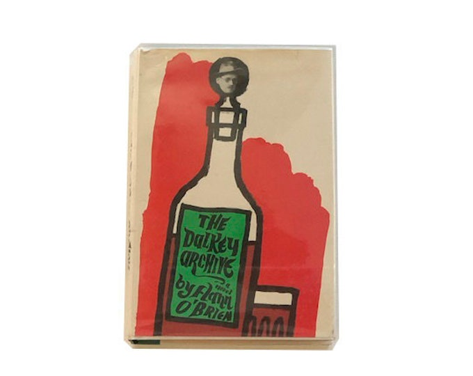 First Edition The Dalkey Archive by Flann O'Brien