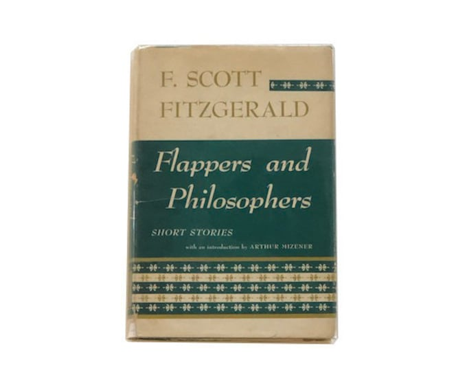 Flappers and Philosophers by F Scott Fitzgerald