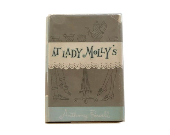 First Edition At Lady Molly's by Anthony Powell