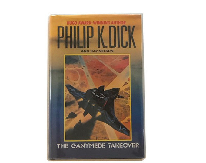 First Edition The Ganymede Takeover by Philip K. Dick