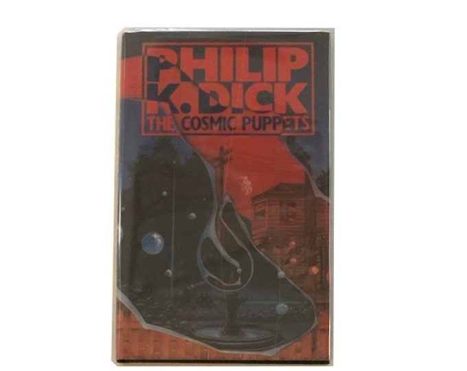 First Edition The Cosmic Puppets by Philip K. Dick