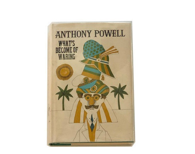 First Edition What's Become of Waring by Anthony Powell