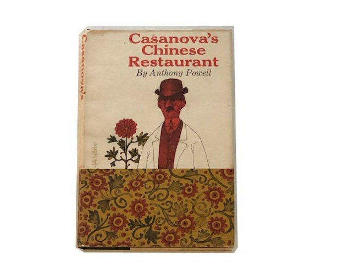 First Edition Casanova's Chinese Restaurant by Anthony Powell