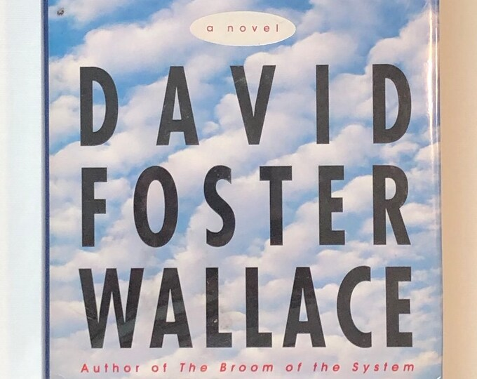 First Edition First Printing Infinite Jest by David Foster Wallace