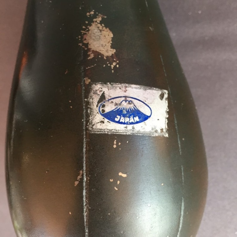 Cast Iron Eggplant Vessel Made in Japan