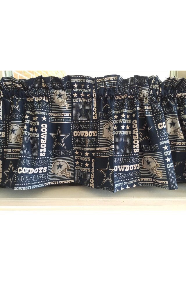 NFL SEATTLE SEAHAWKS  FOOTBALL VALANCE  56 WIDE X 13LONG Curtains & Pelmets Curtains & Blinds