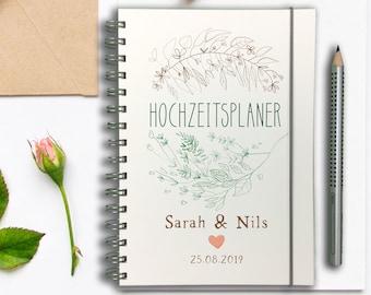 Hochzeit Planen Buch Etsy