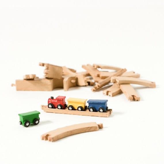 Miniature Model Train Set # 999 Artisan Miniatures 1//12th Scale