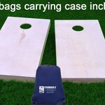 Finished & Non Painted 2x4 Frame Cornhole Boards (SAME Day Shipping)| DIY Corn Hole Boards | Corn Toss | Bag Toss |  UnPainted | Plain