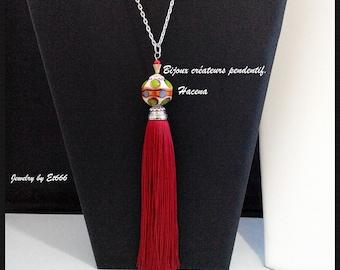 Creative jewelry pendant. Hacena