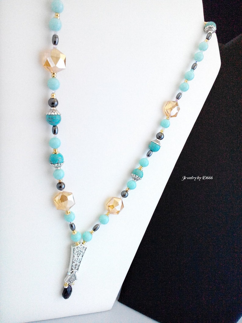 Selene handmade necklace