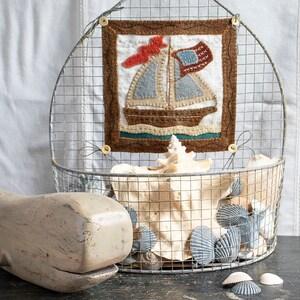 The Whale Watcher Wool Kit Pattern on Rebekah/'s website