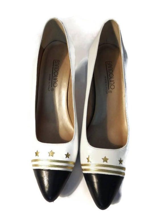 3036731f35ac0 Bandolino buty Włochy-Bandolino pompy-Bandolino Heel-gwiazdki | Etsy
