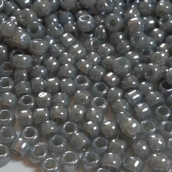 10g Transparent Grey TOHO Seed Beads Japanese 15//0-9B