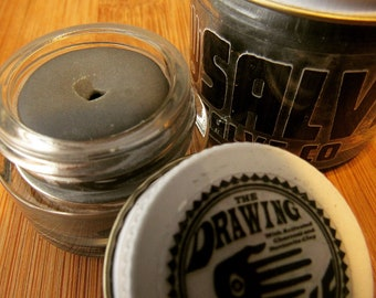 Clay and Charcoal Drawing Salve and Face Mask