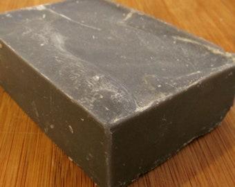 Earl Grey - Bergamot and Charcoal Soap