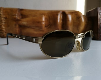76c7eb5e82e5 VERSUS by GIANNI VERSACE mod. R 10 vintage ! sunglasses extra rare lunettes  made in Italy 90's !! nos